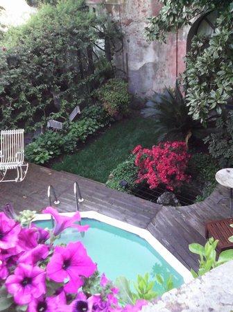 Villa Sermolli: giardino