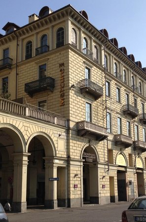 Best Western Crystal Palace Hotel : L'Hôtel Mercure