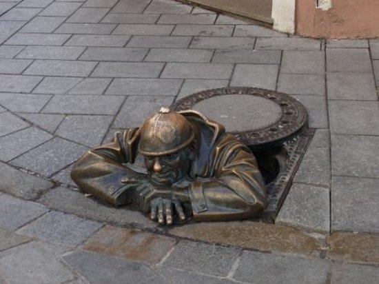 Altstadt: ストリートアート