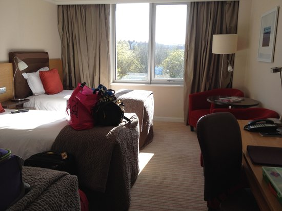The River Lee : triple room