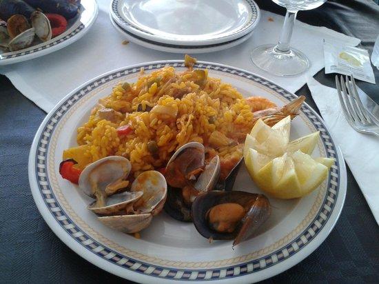 Restaurante El Capuchino 501: Meravigliosa Paella