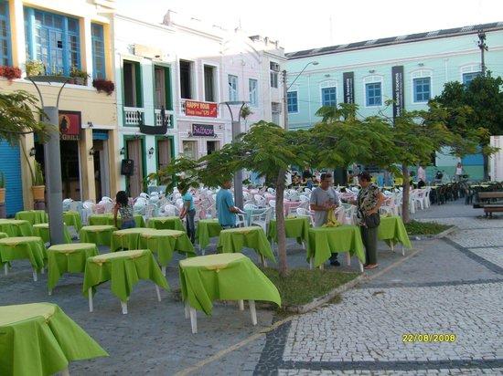 Dragao do Mar Centro de Arte e Cultura: Restaurantes