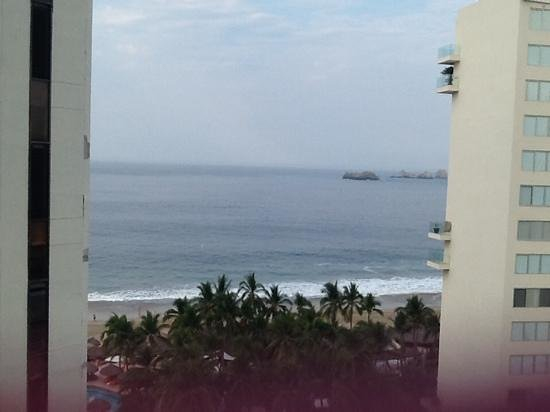 Sunscape Dorado Pacifico Ixtapa : view from our room