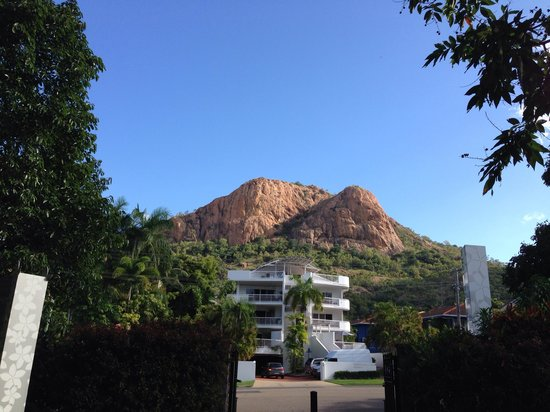 Castle Hill- a Townsville Icon