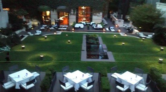 Palacio Duhau - Park Hyatt Buenos Aires: jardim esplêndido