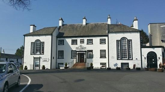 Gretna Hall: gratna hall hotel