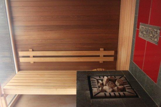 DORMERO Hotel Plauen: Sauna