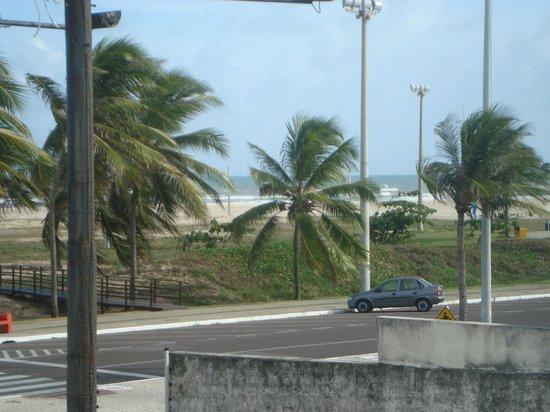 Hotel Algas Marinhas: Vista do apto.