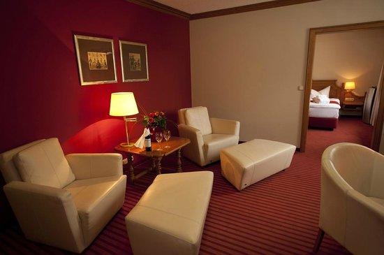 DORMERO Hotel Plauen: Junior Suite