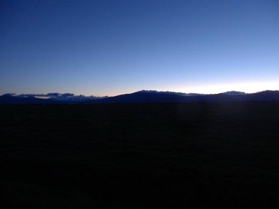 Crater Lake Resort : am Abend
