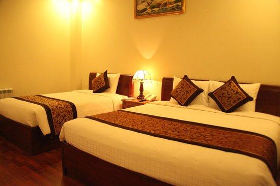 Sapa Honeymoon Hotel Foto