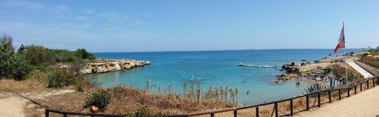 Malama Beach Holiday Village: Panorama of Malama Bay