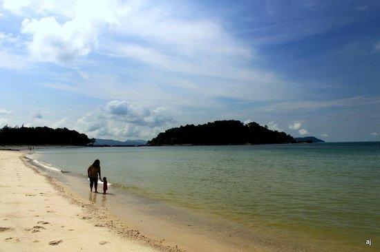 Berjaya Langkawi Resort - Malaysia : Beach
