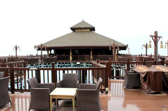 Berjaya Langkawi Resort - Malaysia : Thai restaurant