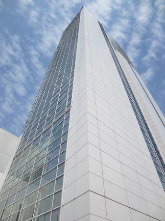 Hotel Nikko Niigata: ホテル外観