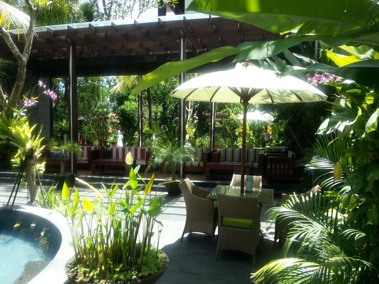 The Bali Dream Villa & Resort: Outdoor setting