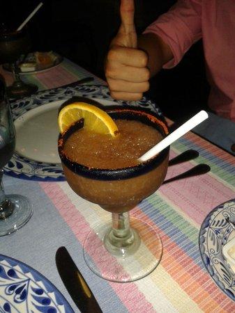 Barcelo Huatulco: Margarita tamarindo