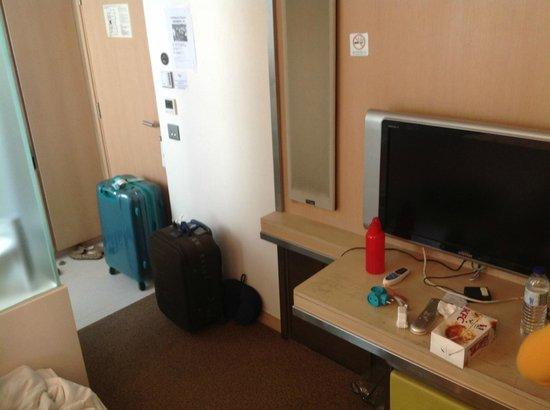 Acesite Knutsford Hotel: dalam kamar