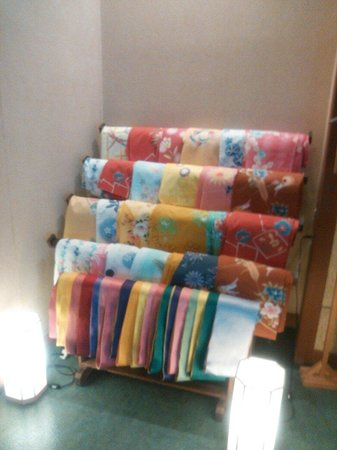 Shiosai Kirara Shokichi: 浴衣が選べます