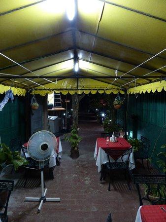 Restaurante Dona Nora: La terrasse 1