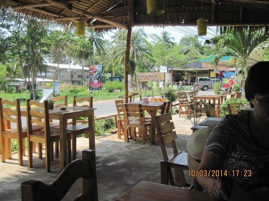 Tamarin restaurant : Тамарин