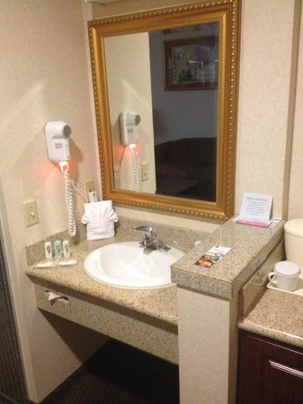 Quality Inn & Suites At NASA Ames : Quality Inn