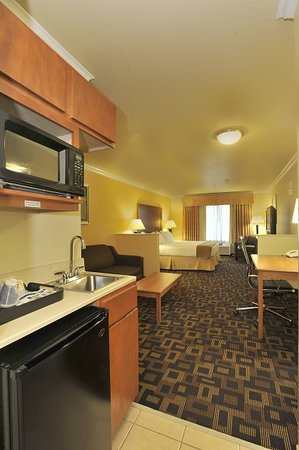 Holiday Inn Express & Suites Austin-(Nw) Hwy 620 & 183: King Suite