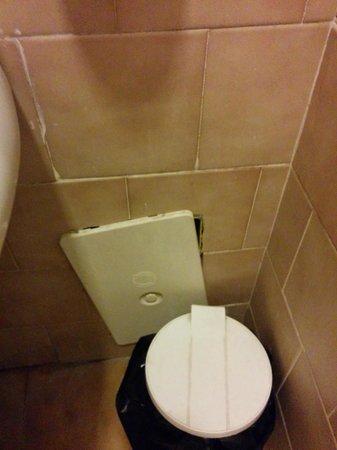 Prati Hotel: bagno
