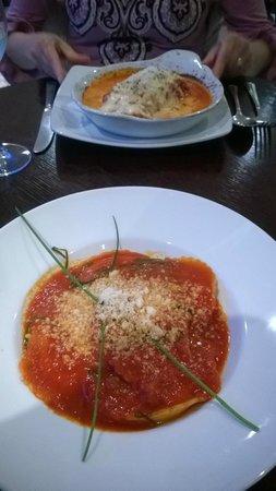 Il Sorriso: Pasta and more