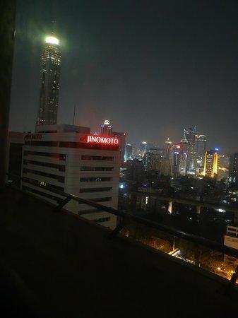 Pullman Bangkok King Power : vue