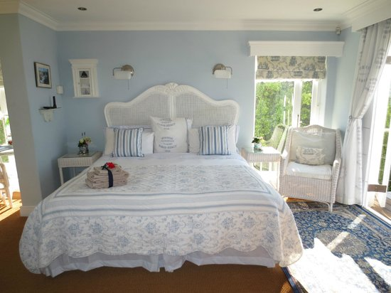 The Boat House: Bedroom