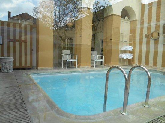 Hotel De Tuilerieen: Piscine de l'hôtel