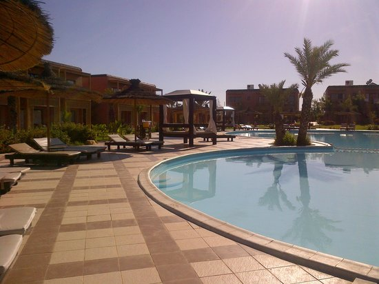 Labranda Aqua Fun Club Marrakech : Another shot of one of the 10 pools