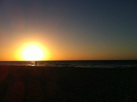 Viva Wyndham Azteca : levée du soleil