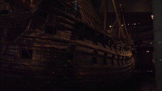 Vasa-Museum: The Ship