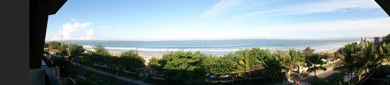 Pullman Bali Legian Beach: Room view