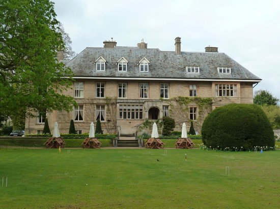 The Slaughters Manor House: beautiful place to stay