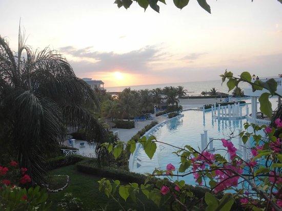Grand Palladium Jamaica Resort & Spa: view