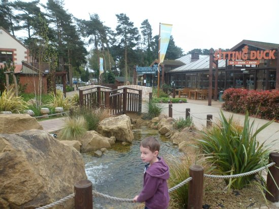 Wild Duck Holiday Park - Haven: beautiful grounds
