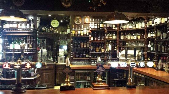The George: bar du pub
