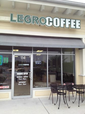 ‪Legro Coffee‬