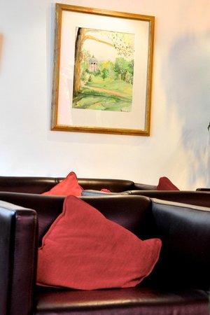 Golden Leaf Parkhotel im Lehel: Hotellobby
