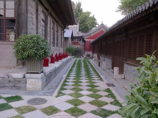 TRB Hutong: Outside