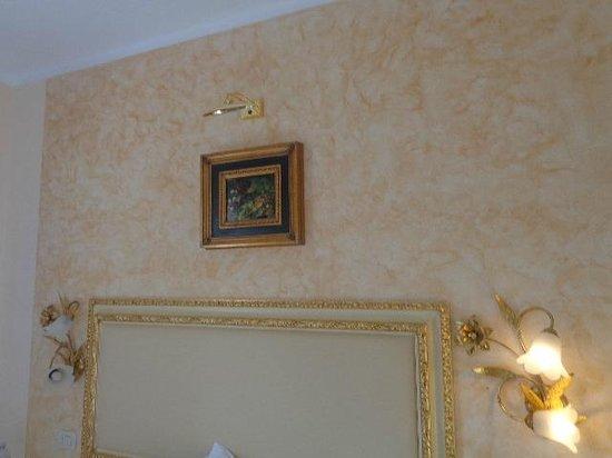 Viktoria Palace Hotel: la camera