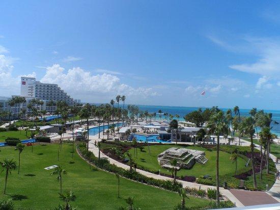 Hotel Riu Palace Peninsula: Hermosa vista