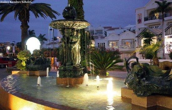 Jardines de Nivaria - Adrian Hoteles: у входа в отель