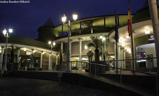 Jardines de Nivaria - Adrian Hoteles: вход в отель