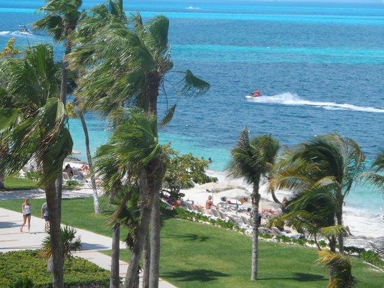 Hotel Riu Palace Peninsula: Playa