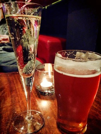 Manhattan Wine Bar: Beer of the Month and an Italian Cuvee