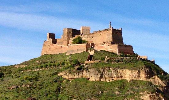 Castillo de Monzón: Castillo Monzón